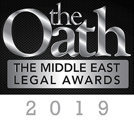 AL JALLAF IS A FINALIST IN FOUR CATEGORIES FOR THE OATH AWARDS 2019